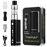 Sigaretta Elettronica, Upgrade THORVAP 2200mAh TC(Modulo di controllo Temperatura) e VW(Wattage Regolabile) | TF2 Mini 40W Box Sigarette Elettriche...