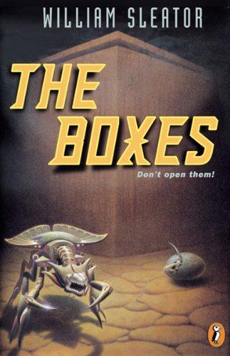 The Boxes (English Edition) (Scary Halloween Boxen)