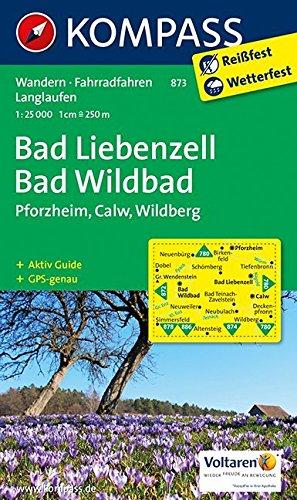 Bad Liebenzell 873 GPS wp kompass Bad Wildbad