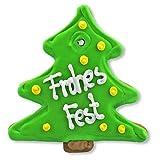 Lebkuchen Christbaumschmuck, Motiv: Weihnachtsbaum
