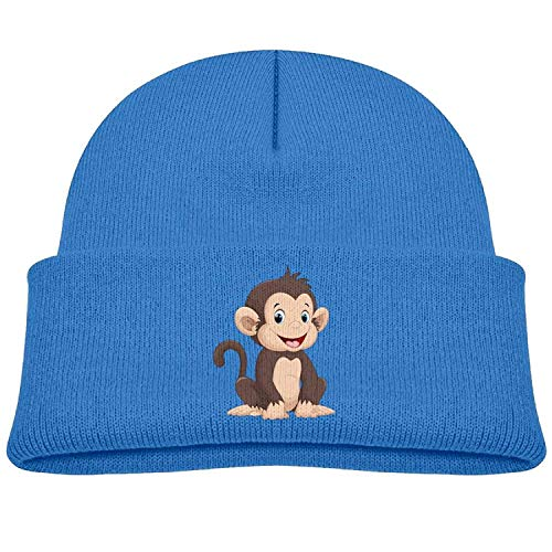 8d6c47779ec U-Only Happy Little Monkey Baby Boy Winter Warm Hat
