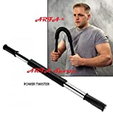 #9: Aaina ARFA - Power Twister Bar Exercise Equipment for Upper Body and Arm Strengthening Workouts.