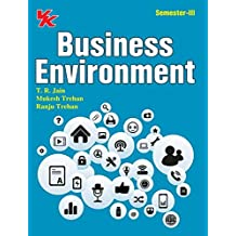 Business Environment Sem - III (Professional) - B.Com. - II