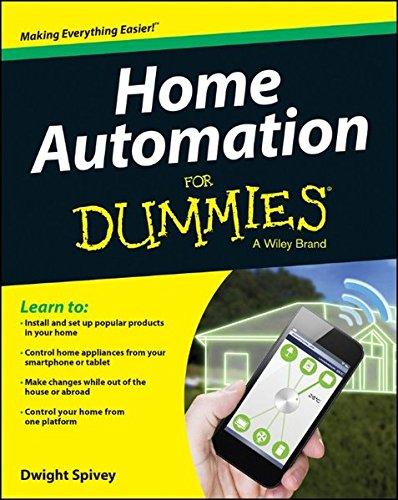 Preisvergleich Produktbild Home Automation For Dummies