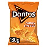 Doritos Tangy Cheese Tortilla Chips Sharing Bag, 180 g