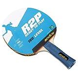 ANDRO Bat Pronto 2 Play Tec concava, Opzioni concavo