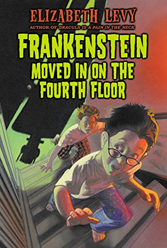 Frankenstein Moved in on the Fourth Floor (Trophy Chapter Books)