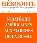 Stratégies américaines aux marches de...