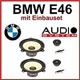 BMW E46 3er Lautsprecher mit Einbauset