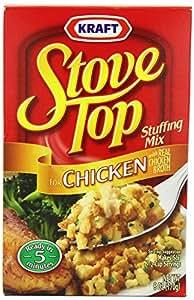 Kraft Stovetop Chicken Stuffing Mix 170g
