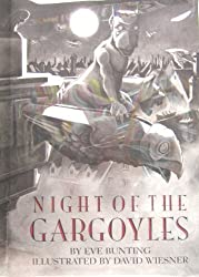 Night of the Gargoyles (Great American Picture Books) by Eve Bunting (1995-09-21)