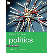 Politics (Palgrave Foundations Series)