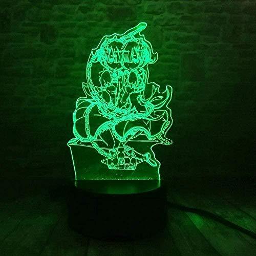 3D-Led-Lampe Nachtlicht Fußball Team-Optischer Nachttisch Nachtlichter Leuchtende Kinderlampe 7 Farbwechsel Fernbedienung Usb-Kabel Dekoration Schreibtischlampen Weihnachtsgeburtstagsgeschenke