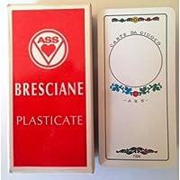 Carte Da Gioco Ass modello Bresciane 40 carte