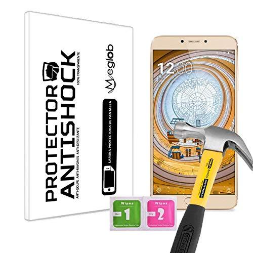 Protector de Pantalla Anti-Shock Anti-Golpe Anti-arañazos Compatible con Weimei We Plus 2