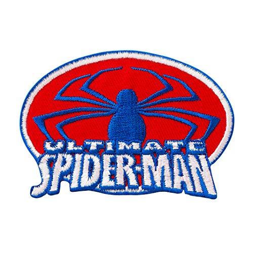 SPIDER-MAN exactamentela - parche bordado logo - 7