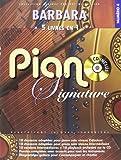 Barbara Piano Signature 5 Recueils En 1 + Cd