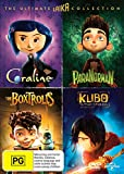 Boxtrolls / Coraline / Kubo And The Two Strings / Paranorman (4 Dvd) [Edizione:...