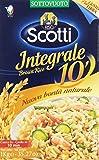 Riso Scotti - Riso Integrale - 2 confezioni da 1 kg [2 kg]