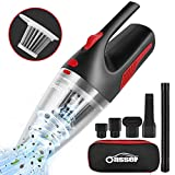 Best Car Vaccuums - Oasser Cordless Handheld Vacuum Cleaner Wet Dry Car Review