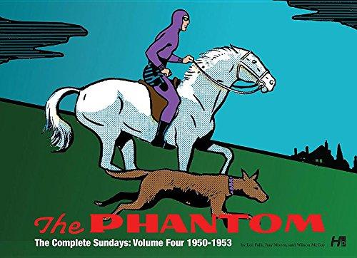 The Phantom: the Complete Sundays: Volume Four: 1950-1953: 4