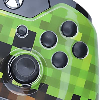 Xbox One Custom Controller -The Creeper Edition