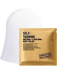Comodynes Self Tanning femme/women, Self Tanning Body Glove, 1er Pack (1 x 3 Stück)