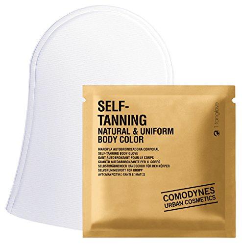 Selbstbräuner Tücher (Comodynes Self Tanning femme/women, Self Tanning Body Glove, 1er Pack (1 x 3 Stück))