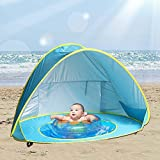 Mosie Baby Strand Zelt Pop Up tragbar Schatten Pool UV-Schutz Sun Shelter für Infant