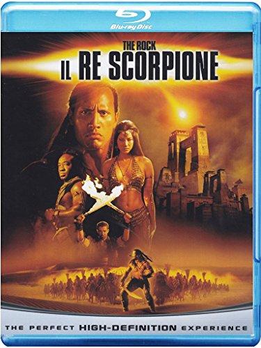 Preisvergleich Produktbild Il re scorpione [Blu-ray] [IT Import]
