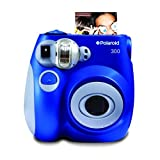 Polaroid PIC-300 - Appareil-photo avec film instantané BLEU