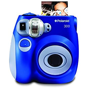 Polaroid PIC-300 Sofortbildkamera (BLAU)