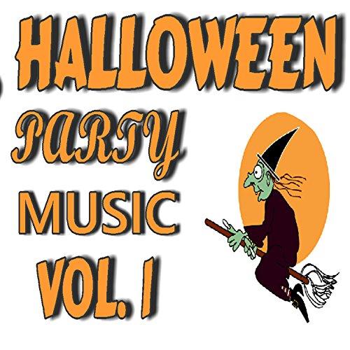 Halloween Party Music, Vol. 1