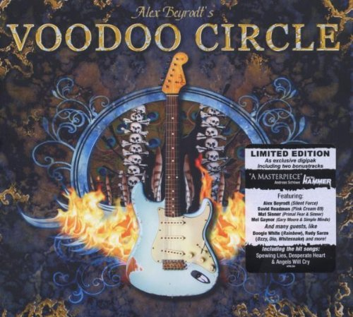 Voodoo Circle by Voodoo Circle (2008-08-12)
