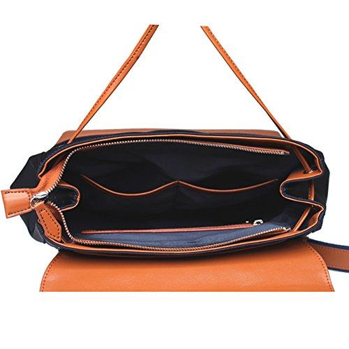 Borsa a tracolla doppia/ladies borsa di tela/collegio wind zaino/zaino in nylon oxford cloth-B A