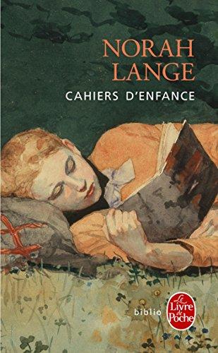 Cahiers d'enfance par From LGF