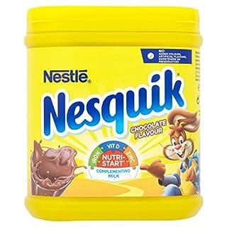 Nesquik Chocolate Flavour Milkshake Powder 500 g (Pack of 5)