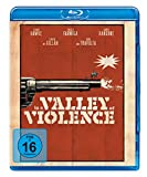 In a Valley of Violence [Blu-ray] -