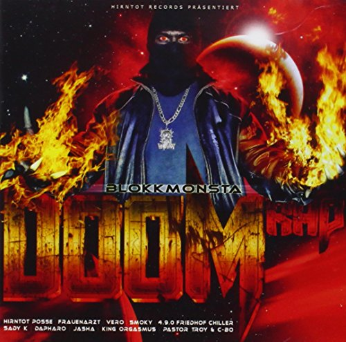 Blokkmonsta: Doom Rap (Audio CD)