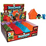 Expositor 12 casas + Zomlings