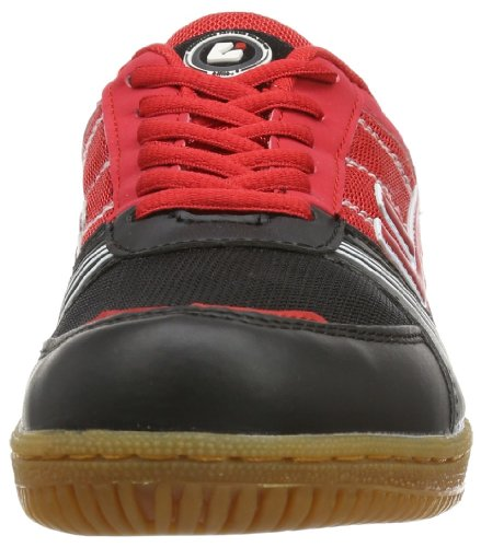 Killtec Soccero Unisex-Erwachsene Hallenschuhe Rot (rot/schwarz / 00400)