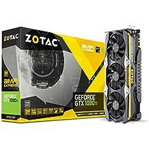 ZOTAC GeForce GTX 1080TI AMP Extreme 11GB GDDR5X 352 bit VRReady