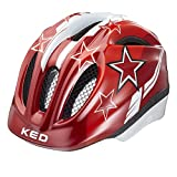 KED Meggy Kopfumfang M 52-58 cm red stars