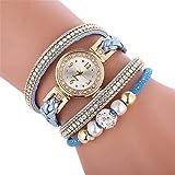 TianWlio Armbanduhren Damen Schöne Mode Armbanduhr Damenuhr Runde Armbanduhr