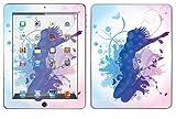 Royal–Adesivo per Tablet Girl Jumping iPad