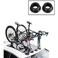 ROCKBROS Fahrradträger Dachgepäckträger Schnellmontage Mit Saugnapf für 1-3 Fahrräder