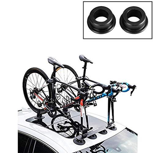 ROCKBROS Baca Portabicicletas de Techo para Bicicleta con Ventosa Instalación Rápida Almacenamiento...