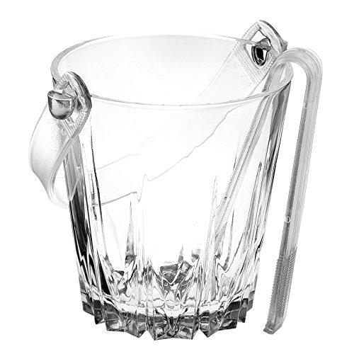 Pasabahce Karat Ice Bucket with Tong