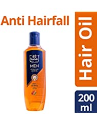 Parachute Advansed Men Aftershower Anti Hairfall Hair Oil with Almond , 200ml