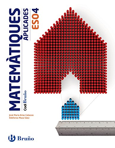 Codi Bruño Matemàtiques Aplicades 4 ESO (Código Bruño)
